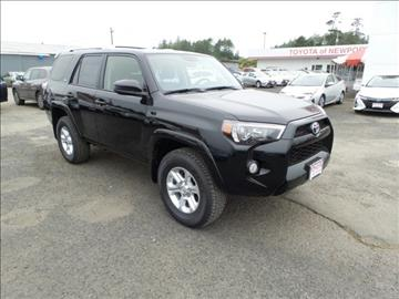 2017 Toyota 4Runner for sale in Newport, OR