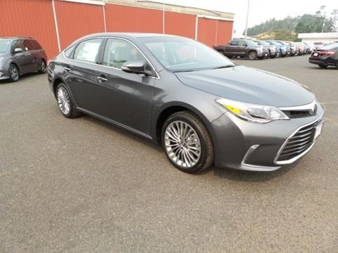 2018 Toyota Avalon for sale in Newport, OR