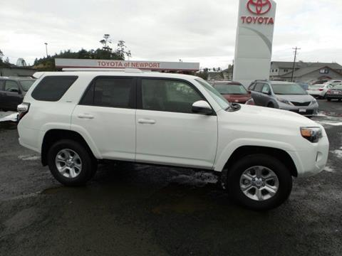 2018 Toyota 4Runner for sale in Newport, OR