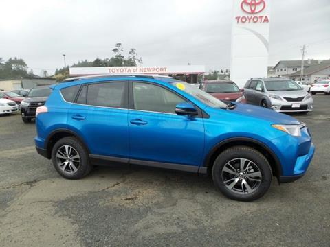 2018 Toyota RAV4 for sale in Newport, OR