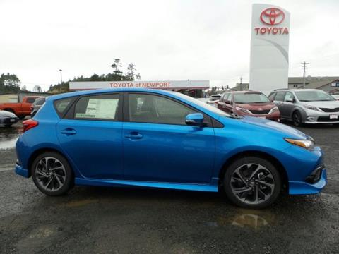 2018 Toyota Corolla iM for sale in Newport, OR