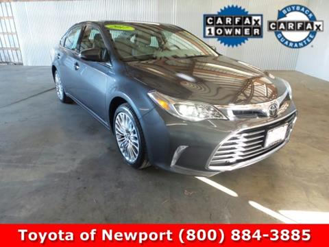 2017 Toyota Avalon for sale in Newport, OR