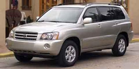 2003 Toyota Highlander for sale in Newport, OR