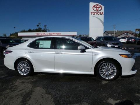 2018 Toyota Camry Hybrid for sale in Newport, OR