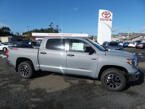 2018 Toyota Tundra for sale in Newport, OR