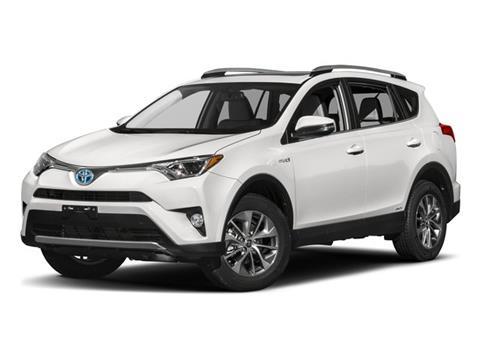 2018 Toyota RAV4 Hybrid for sale in Newport, OR