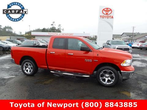 2015 RAM Ram Pickup 1500 for sale in Newport, OR