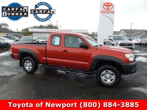 2015 Toyota Tacoma for sale in Newport, OR