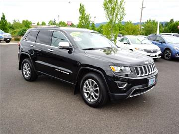 2015 Jeep Grand Cherokee for sale in Corvallis, OR