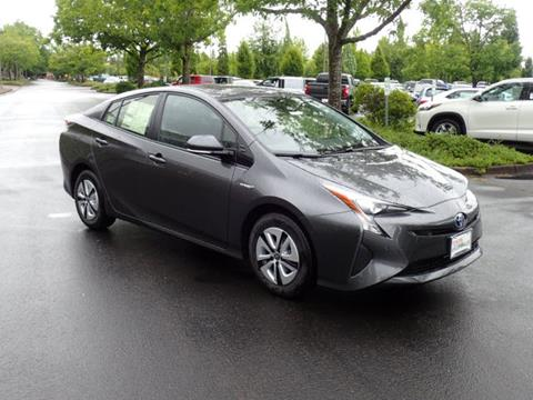 2017 Toyota Prius for sale in Corvallis, OR