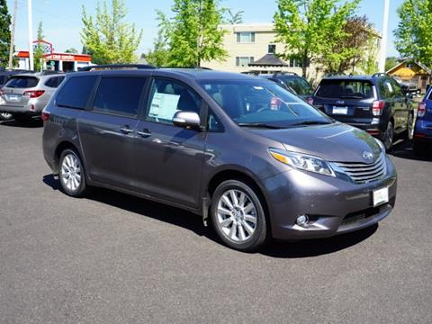 2017 Toyota Sienna for sale in Corvallis, OR