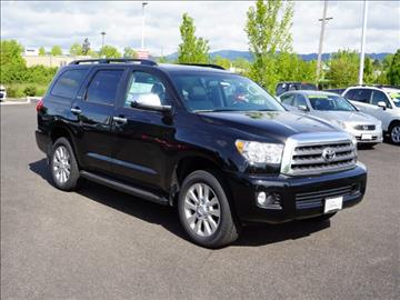 2017 Toyota Sequoia for sale in Corvallis, OR