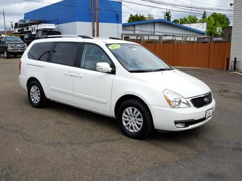 2014 Kia Sedona for sale in Corvallis, OR