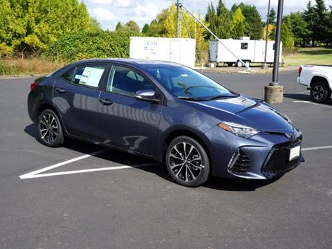 2018 Toyota Corolla for sale in Corvallis, OR
