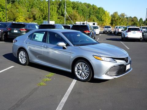 2018 Toyota Camry for sale in Corvallis, OR