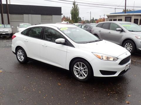 2016 Ford Focus for sale in Corvallis, OR