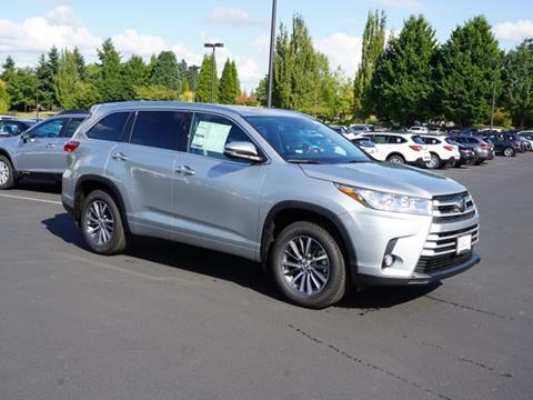2017 Toyota Highlander for sale in Corvallis, OR