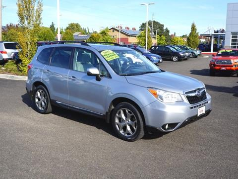 2015 Subaru Forester for sale in Corvallis, OR