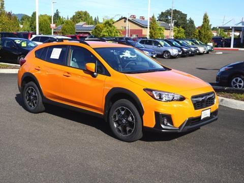 2018 Subaru Crosstrek for sale in Corvallis, OR