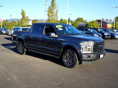 2017 Ford F-150 for sale in Corvallis, OR