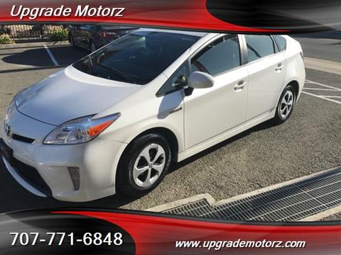 2014 Toyota Prius for sale in Vallejo CA