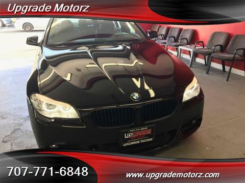 2011 BMW 5 Series for sale in Vallejo, CA