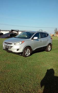 2011 Hyundai Tucson for sale in Eatonton, GA