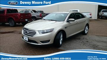 2017 Ford Taurus for sale in Hughes Springs, TX