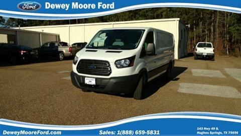 2017 Ford Transit Cargo for sale in Hughes Springs, TX