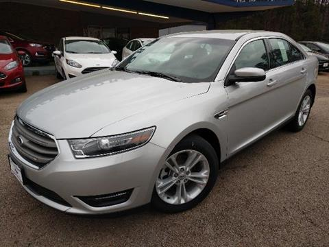 2018 Ford Taurus for sale in Hughes Springs, TX