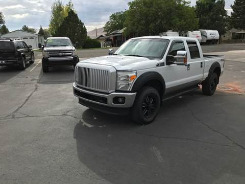 2011 Ford F-250 Super Duty for sale in Payson, UT