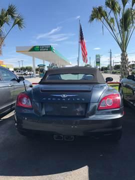 2006 Chrysler Crossfire for sale in Corpus Christi, TX