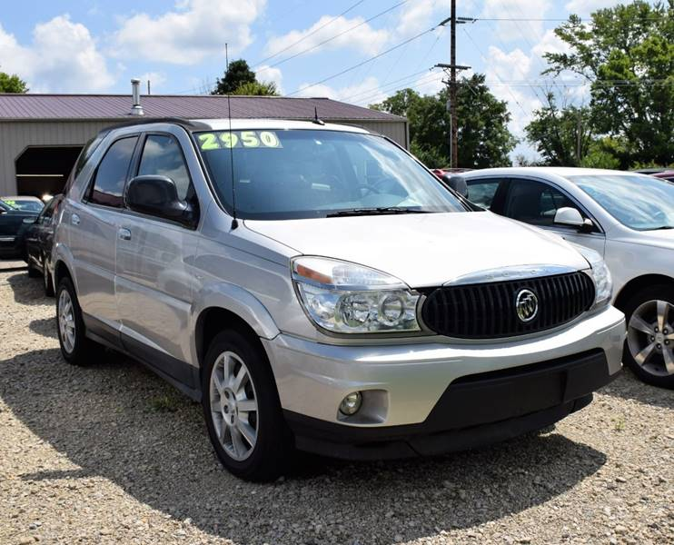 2006 Buick Rendezvous for sale at PINNACLE ROAD AUTOMOTIVE LLC in Moraine OH