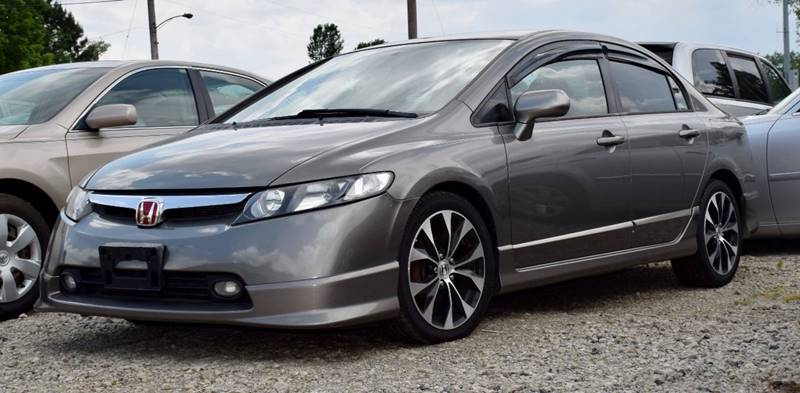 2006 Honda Civic For Sale At PINNACLE ROAD AUTOMOTIVE LLC In Moraine OH