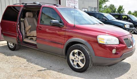 2005 Pontiac Montana SV6 for sale in Moraine, OH