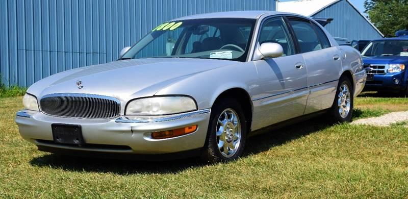 2001 Buick Park Avenue In Moraine Oh Pinnacle Road Automotive Llc