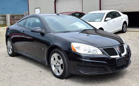 2009 Pontiac G6 for sale in Moraine, OH
