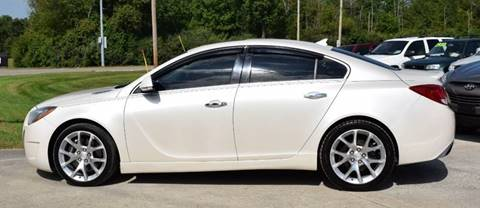 2012 Buick Regal for sale in Moraine, OH