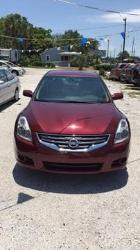 2012 Nissan Altima for sale in Palm Harbor, FL