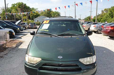2002 Nissan Quest for sale in Palm Harbor, FL