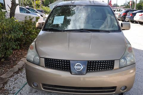 2004 Nissan Quest for sale in Palm Harbor, FL