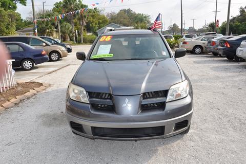 2006 Mitsubishi Outlander for sale in Palm Harbor, FL