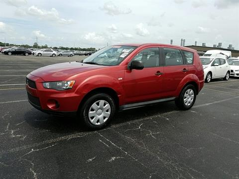 2010 Mitsubishi Outlander for sale in Palm Harbor, FL