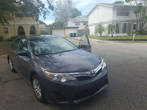 2014 Toyota Camry for sale in Palm Harbor, FL