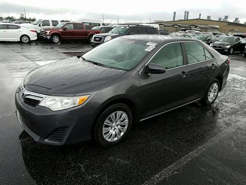 2013 Toyota Camry for sale in Palm Harbor, FL