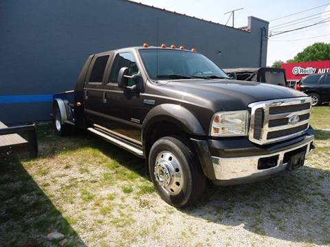 2007 Ford F-450 for sale in Jefferson City, MO