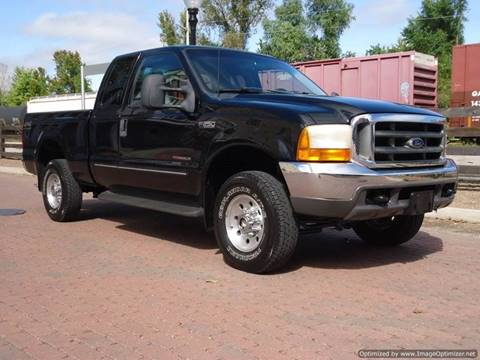 2000 Ford F-250 Super Duty for sale in Jefferson City, MO