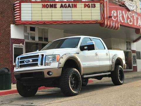 2012 Ford F-150 for sale in Okemah, OK