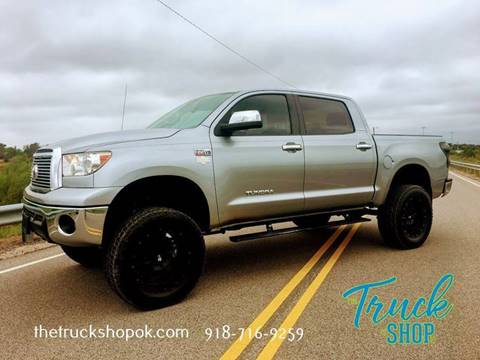 2011 Toyota Tundra for sale in Okemah, OK