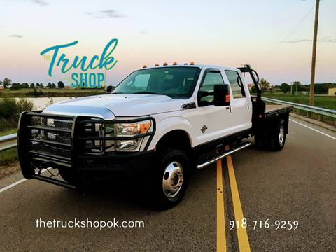 2014 Ford F-350 Super Duty for sale in Okemah, OK